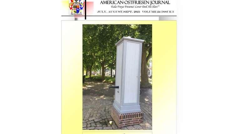 American-Ostfriesen Journal